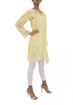 Aldgate flower Tunic by Kavalier