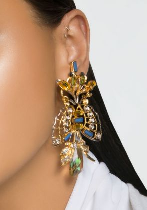 Butterfly Hover Earrings