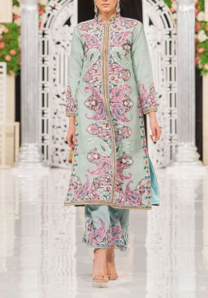 Floral Mint Green Set  by Dareaab