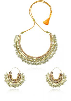 Red/Gold Hasli Set by Gorgeous Jew