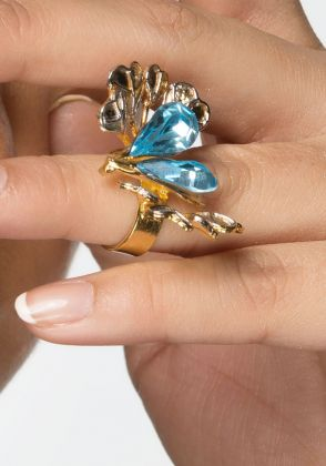 Lady Bugs Ring by Rema Luxe