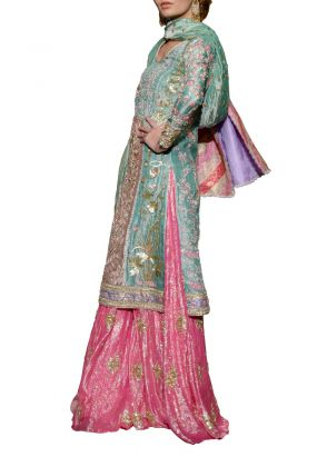 Mehrab Outfits by The House of Kamiar Rokni