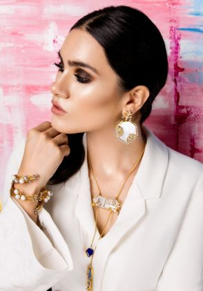 Mother Of Pearl by Rema Luxe