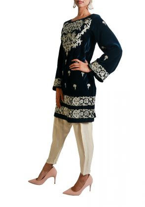 Ottoman Velvet 2 Piece Formal Suit by Kavalier