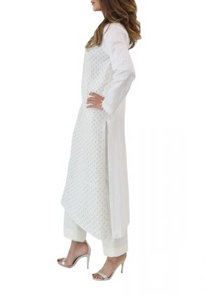 Pearly Kurta by IVY Prints