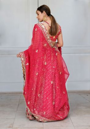 Red Rose Bridal  by Rana Noman