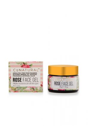Rose Face Gel by Conatural