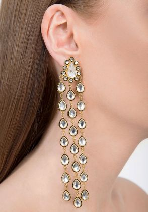 Serena Earrings by Opuline
