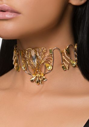 Sublime Choker by Rema Luxe