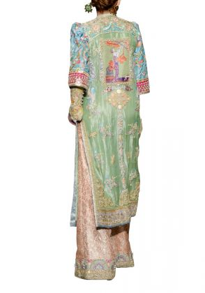 Turkish Kaftan by The House of Kamiar Rokni