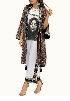 Ziddi Tee by Lahori Ink