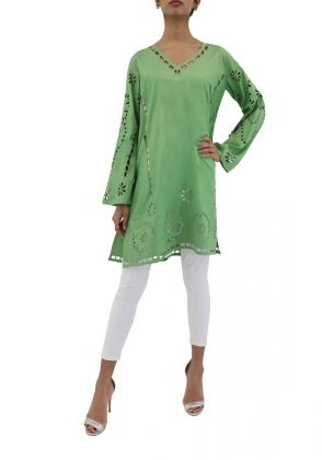 2 Piece Aldgate Flower Tunic by Kavalier