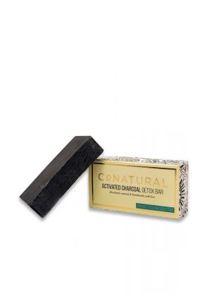 Activated Charcoal Detox Bar by Conatural