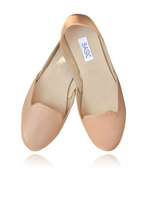 Nude Loafers by Basic by Chapter13