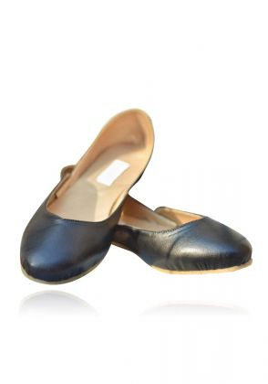 Black Ballerina Flats by Basic by Chapter13