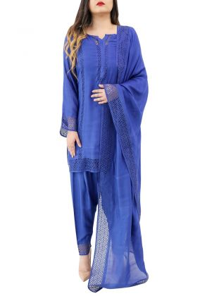Blue Naik Parveen by Kavalier