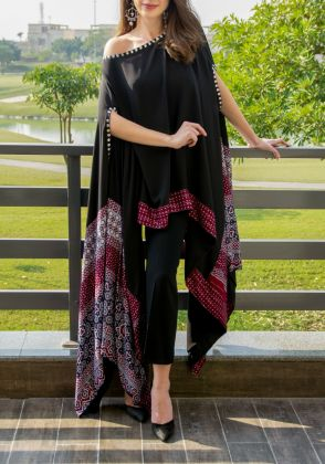 East Meets West Tunic