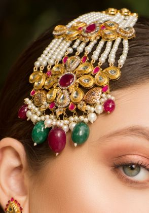 Falling Stars - Head Piece by Rema Luxe