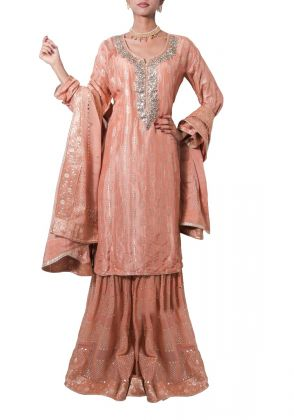 Gharara Set 3 Pc by Begum's