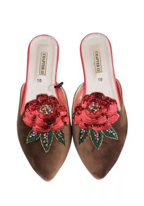 Ghulab Affair-Brown Mules by Chapter 13