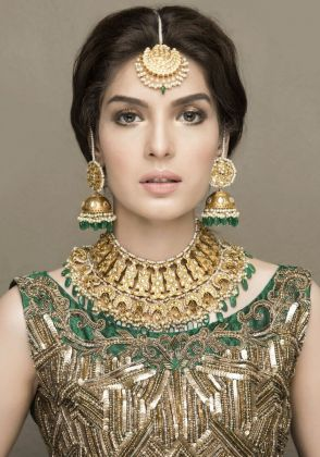 Hand Made Gold Plated 3 Piece Set by Gorgeous Jew