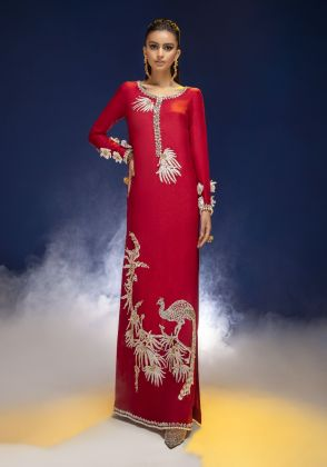 Red Oomph by Haute Form