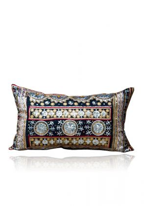 Panni work Cushion by Indus Heritage Trust