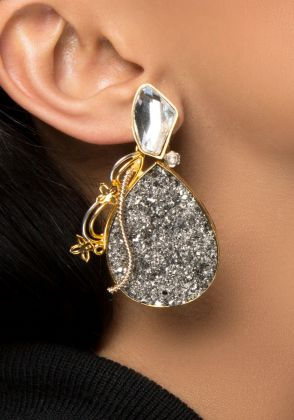 Iris Earrings by Rema Luxe