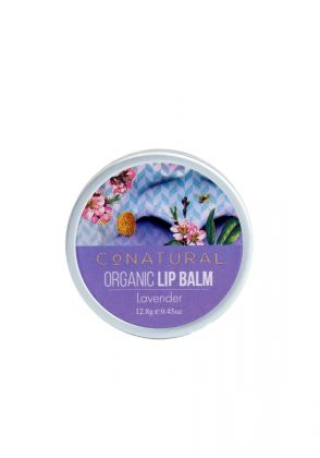 Lavender Lip Balm by Conatural