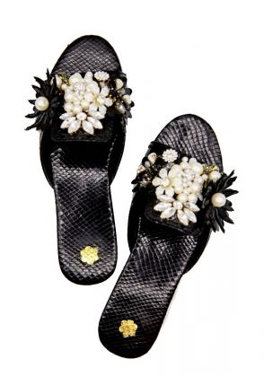 Luna - Black by Nadiya Kassam Shoes