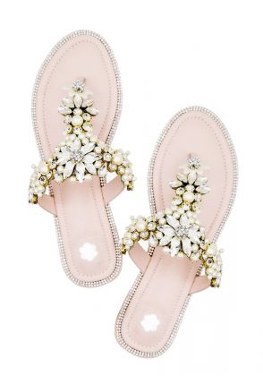 Lyla - Pink by Nadiya Kassam Shoes