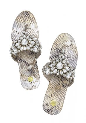 Aria Snake by Nadiya Kassam Shoes