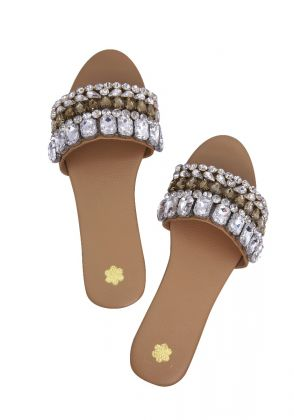 Cara Tan by Nadiya Kassam Shoes
