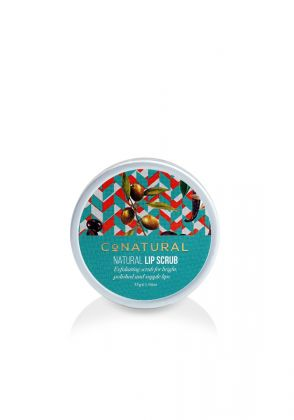 Natural Lip Scrub by Conatural