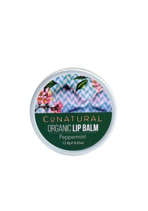Peppermint Lip Balm by Conatural