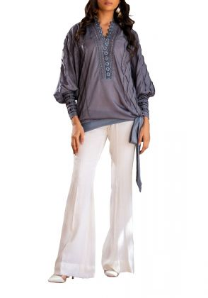 Pleated Top by Insam