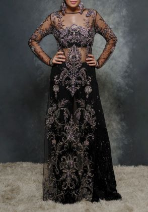 Wild EBONY Black by Maheen Taseer | MGT