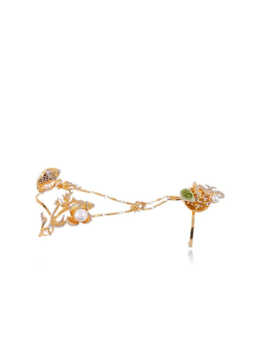 fe51d342d Buy Wings of Nature Hand Harness Jewellery of Rema Luxe Online at ...