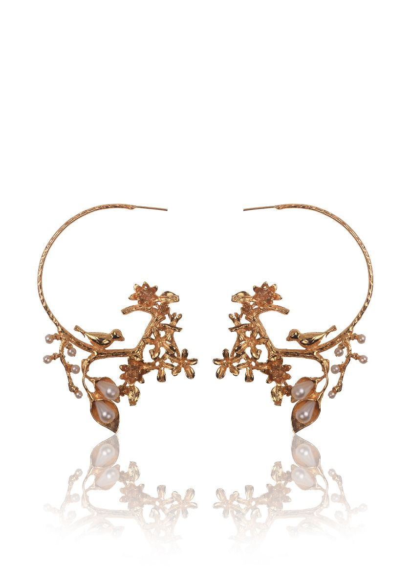 Fall of Opulence Earrings