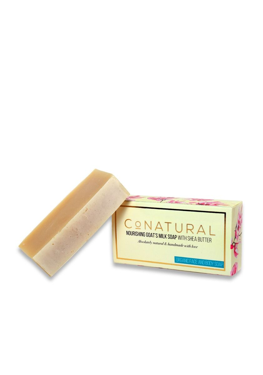 Nourishing Goat's Milk Soap With Shea Butter