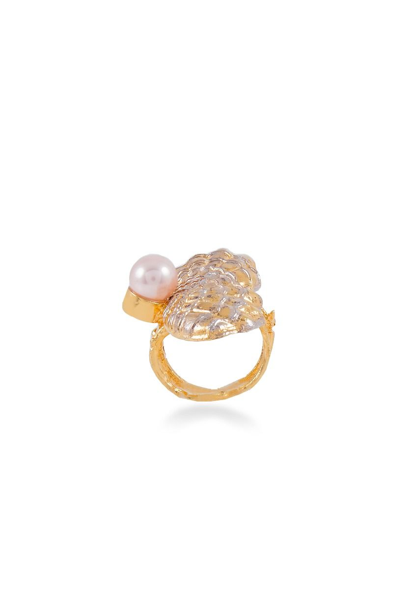 Sea Shell Midi Ring