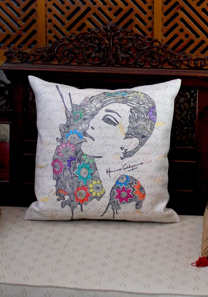 Vanity 2 Cushion – Canvas